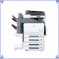 Colour Copiers