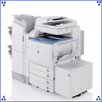 Rental Services-Copier